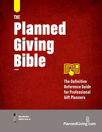 Planned Giving Bible